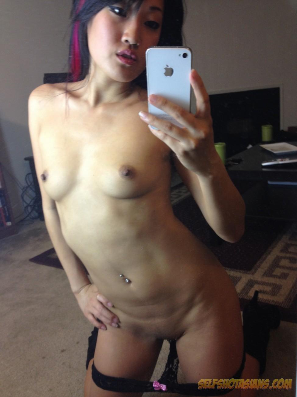 shot nude videos Self